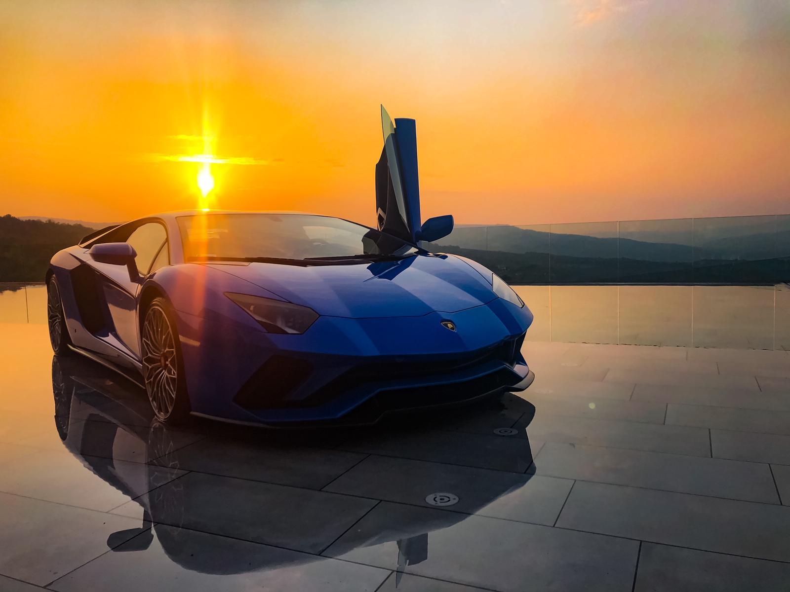 Karavana luksuznih automobila u Žminju!