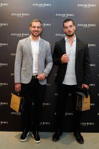 Mijo Matic i Josip Kotlar