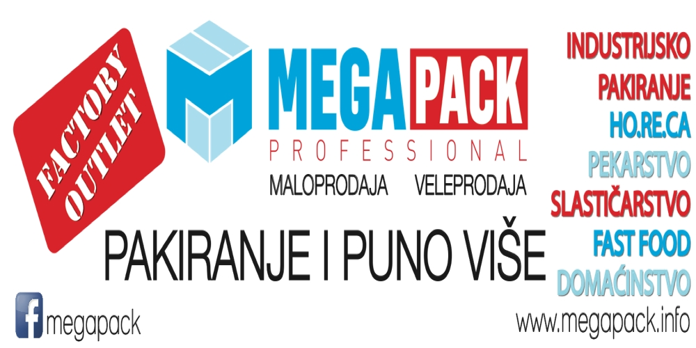 Želite li biti prepoznatljivi na tržištu i dodatno privući pažnju kupaca? Mega pack d.o.o. zna kako!