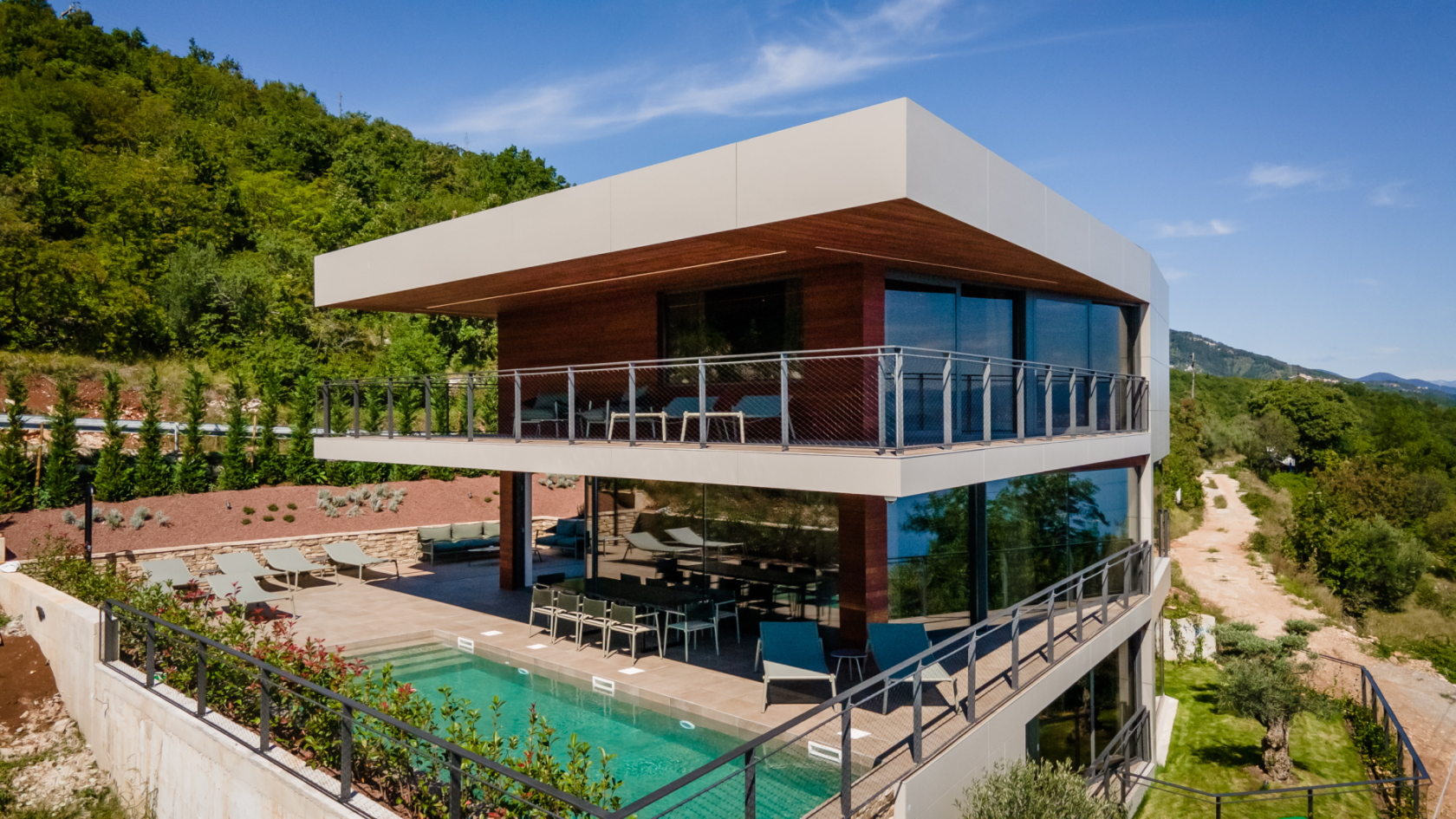 Vila Vista Hills: najluksuznija vila na Kvarneru koja Vam pruža sve što možete zamisliti!