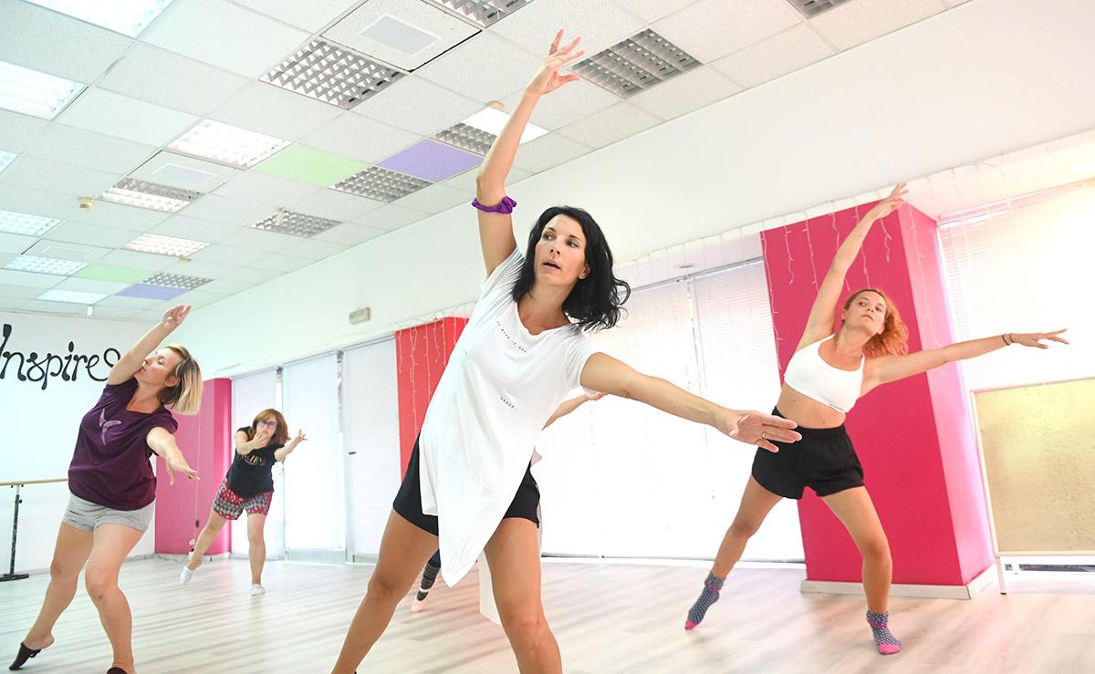 K2K žene - jer nikada nije kasno za ples!