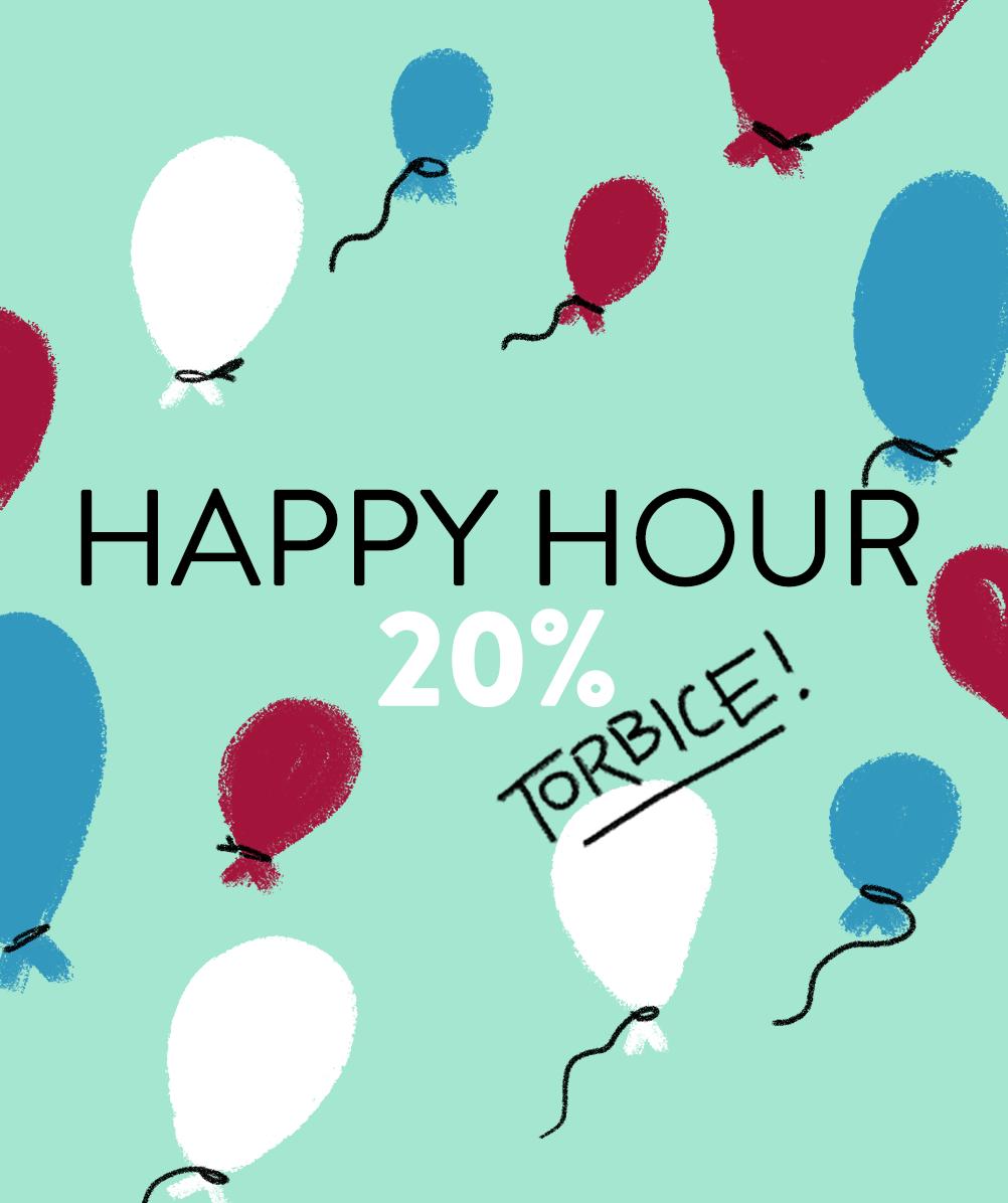 Ne propustite samo danas Happy Hour u Karli!