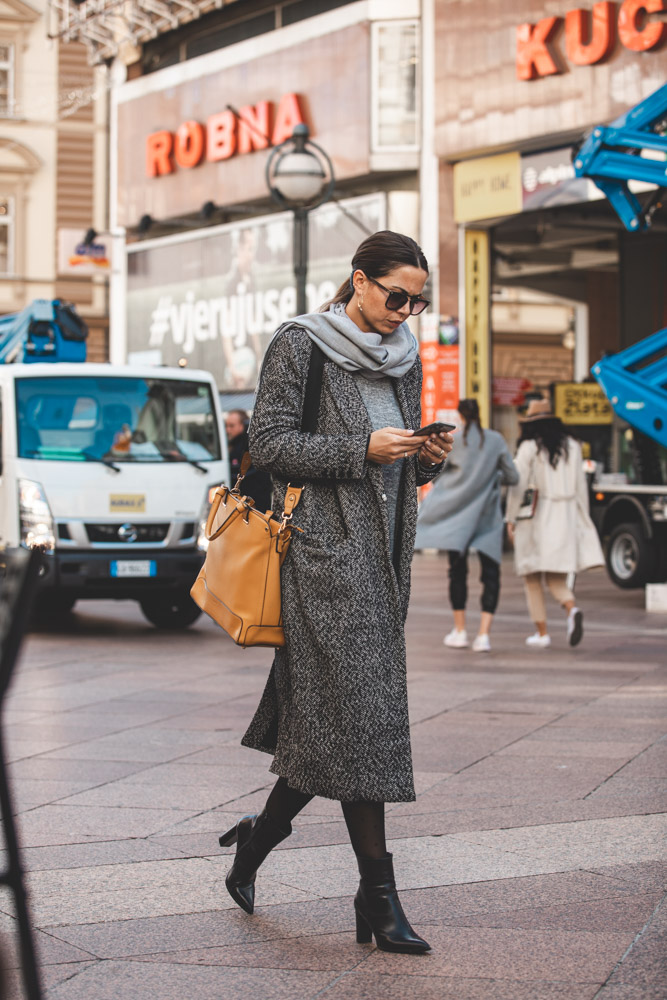 Best of Streetstyle: izdvojili smo favorite kaputa!