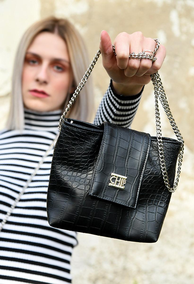 Klasika, otmjetnost i elegancija s malo modernog: sve to i mnogo više imaju Chic IB bags!