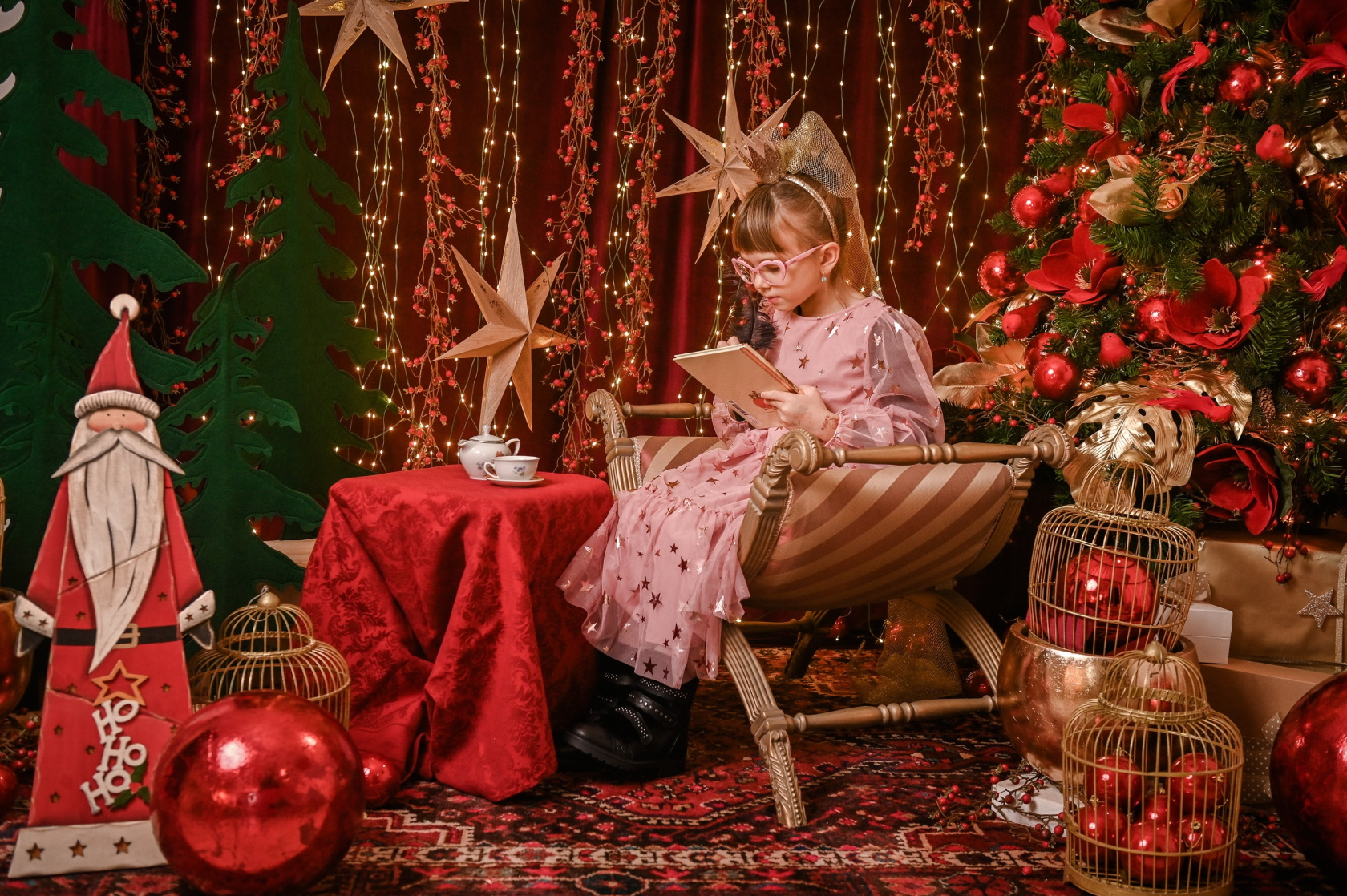 "Extravagant experience: ""Princess Corner"" u La Vie Photo Atelier-u"