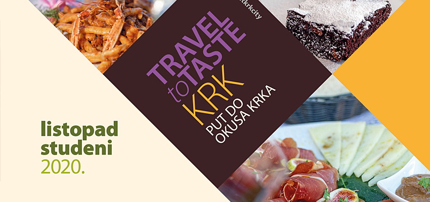 Put do okusa Krka: jesenska ponuda restorana, konoba i kušaone na području i okolici grada Krka!