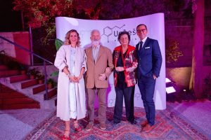 Ana Gruica Uglesic, dr. Ivo Urlic i supruga Ivna, doc.dr.Boran Uglesic