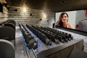 Cinestar Sarajevo _library dvorana_ photo ivanisevicivan