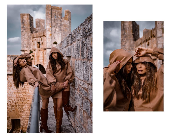 Nova kolekcija dizajnerice Anje Stehlik ispričana u čarobnom kaštelu Morosini Grimani