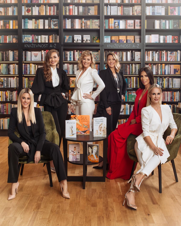 Hrvatske spisateljice u Krie Design kampanji (O)djelo