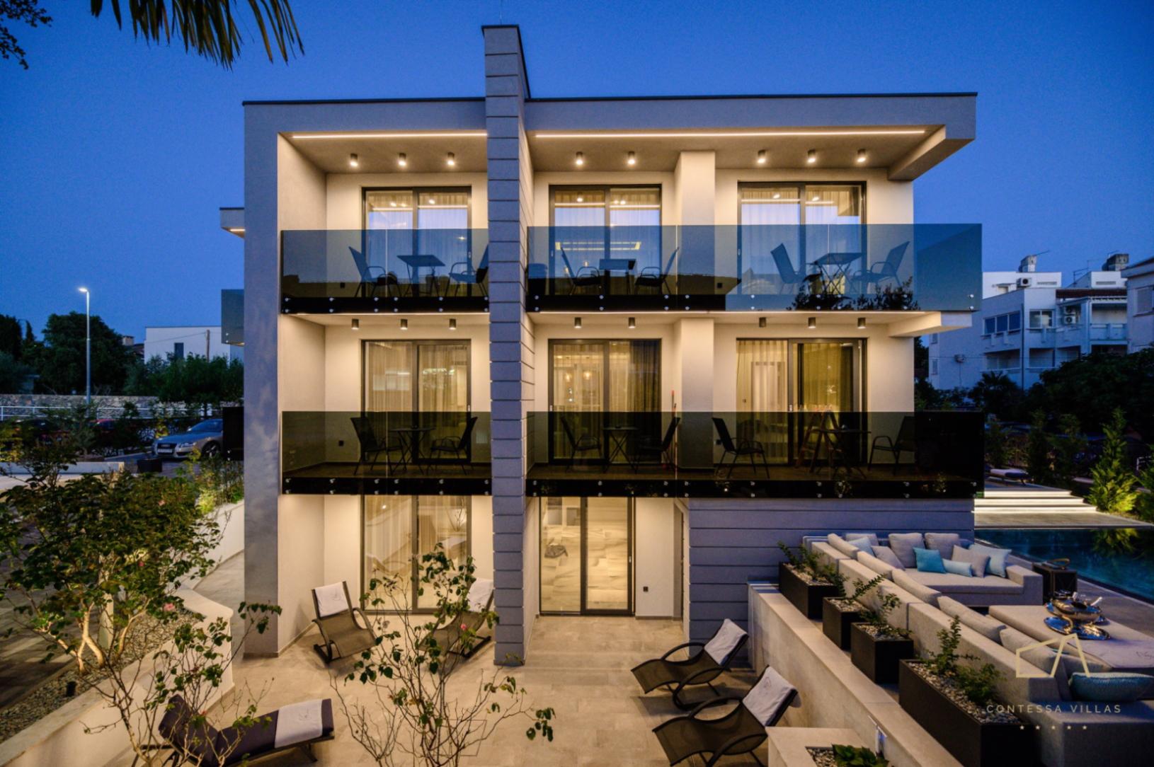 Ako tražite mjesto za vrhunski odmor, onda je Villa Curiera najbolji odabir za Vas!