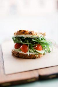 Vege sandwich