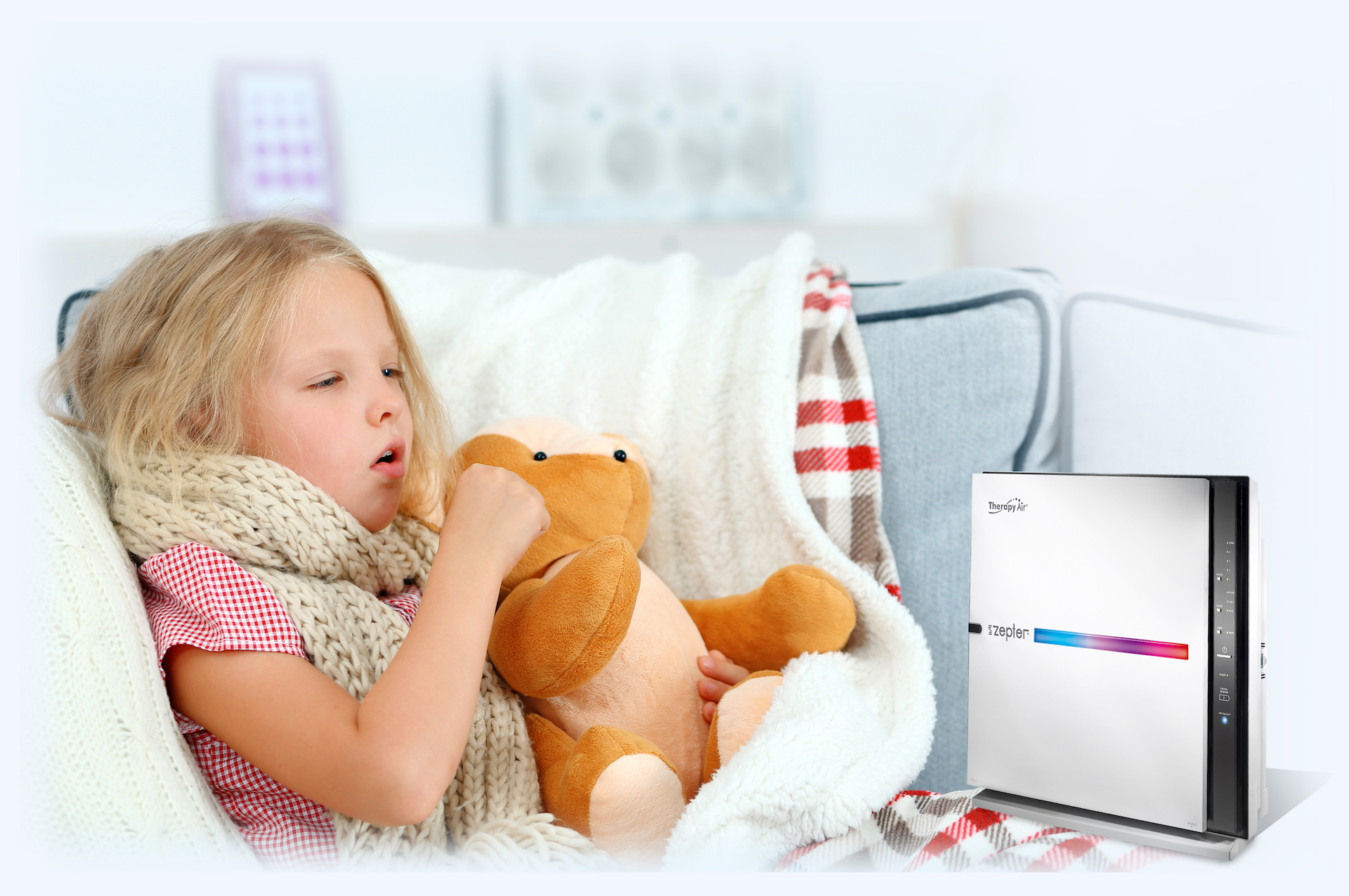 Uređaj Therapy Air iOn dokazano pročišćuje i uklanja viruse iz porodice COVID iz zraka!