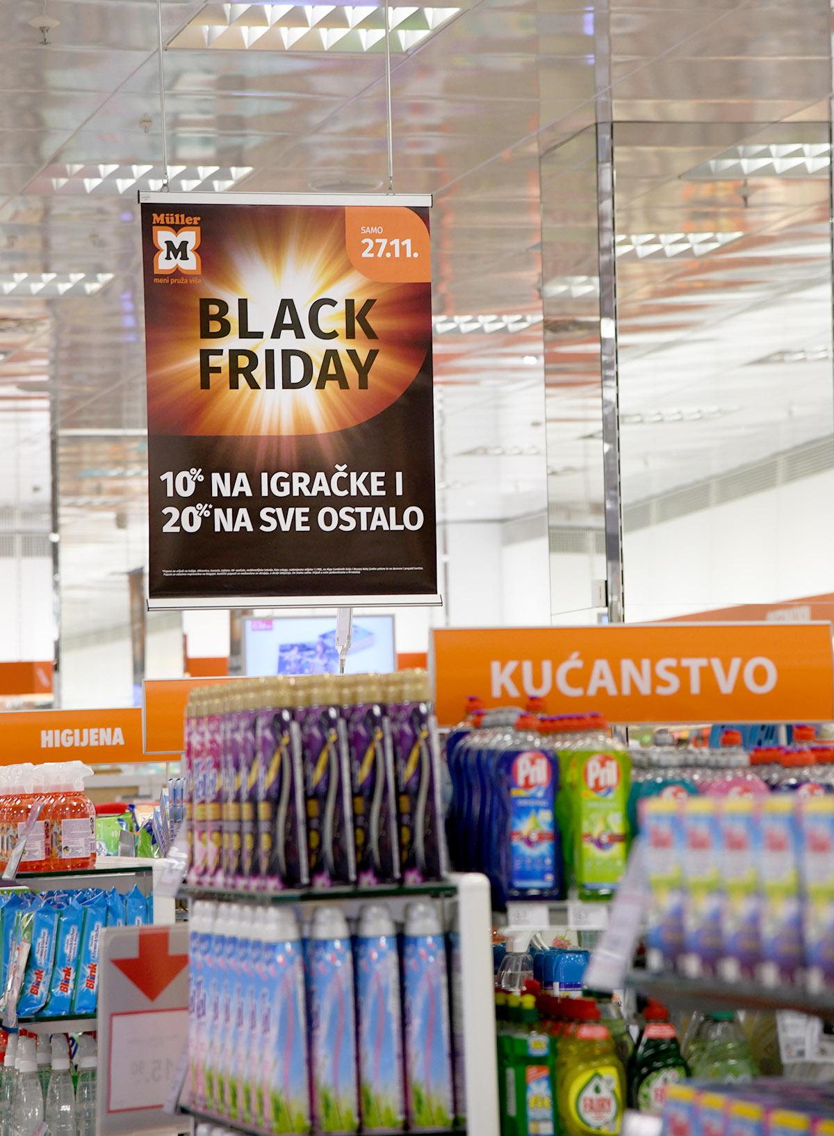 Extravagant recenzije: volimo shopping, a posebno Black Friday u ZTC-u!