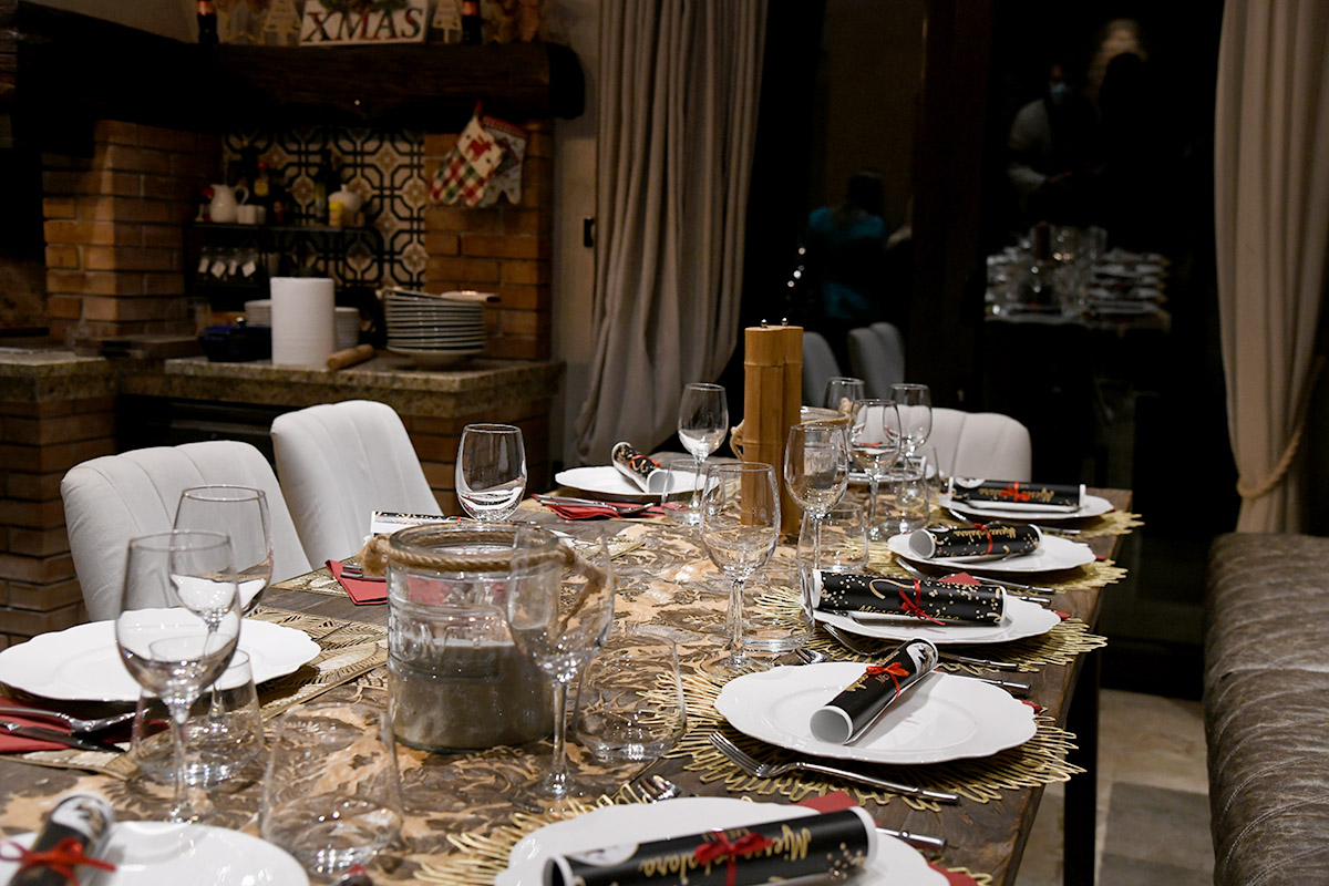 Extravagant gastro: Chef's table