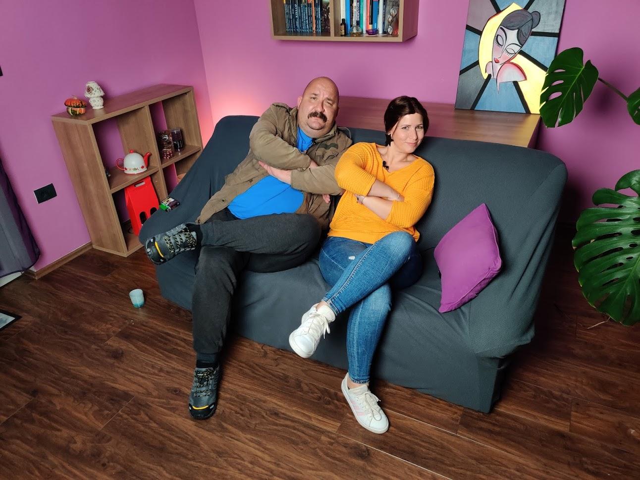 Na kauč kod Vedrane Lisice sjeda Bloger Krule!