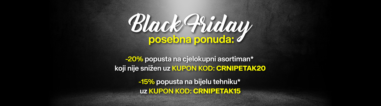 Black Friday u Namještaju Mima: popusti do -70%!