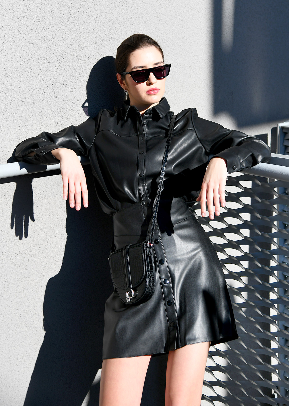 Extravagant editorijal: All black everything