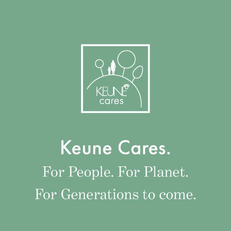 Keune Haircosmetics odličan je primjer kompanije koja uspješno promiče društveno odgovorno ponašanje
