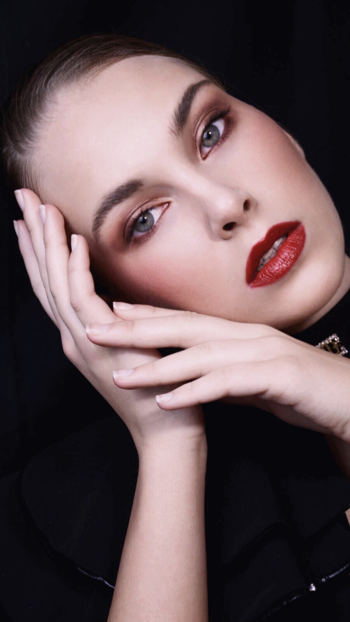 DANIEL BEAUTY: božićni make up
