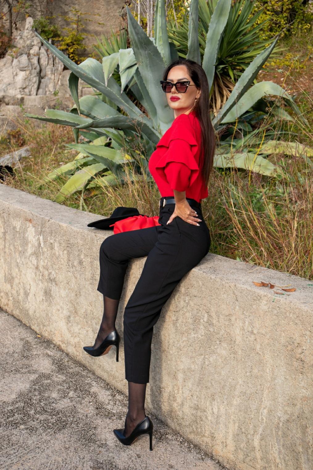 StajleRIca: Sandra Cartello