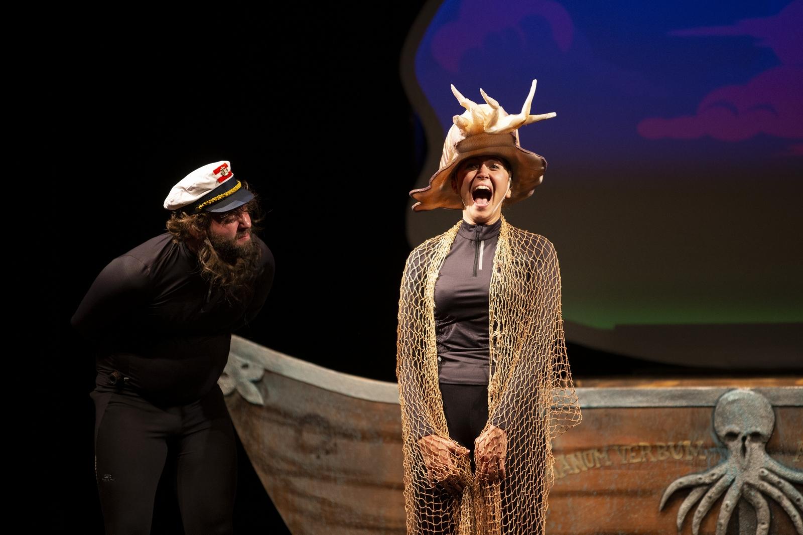 """Premijera predstave za cijelu obitelj: """"Adriatico"""", zabavna i duhovita predstava s ozbiljnom porukom o važnosti mora"""