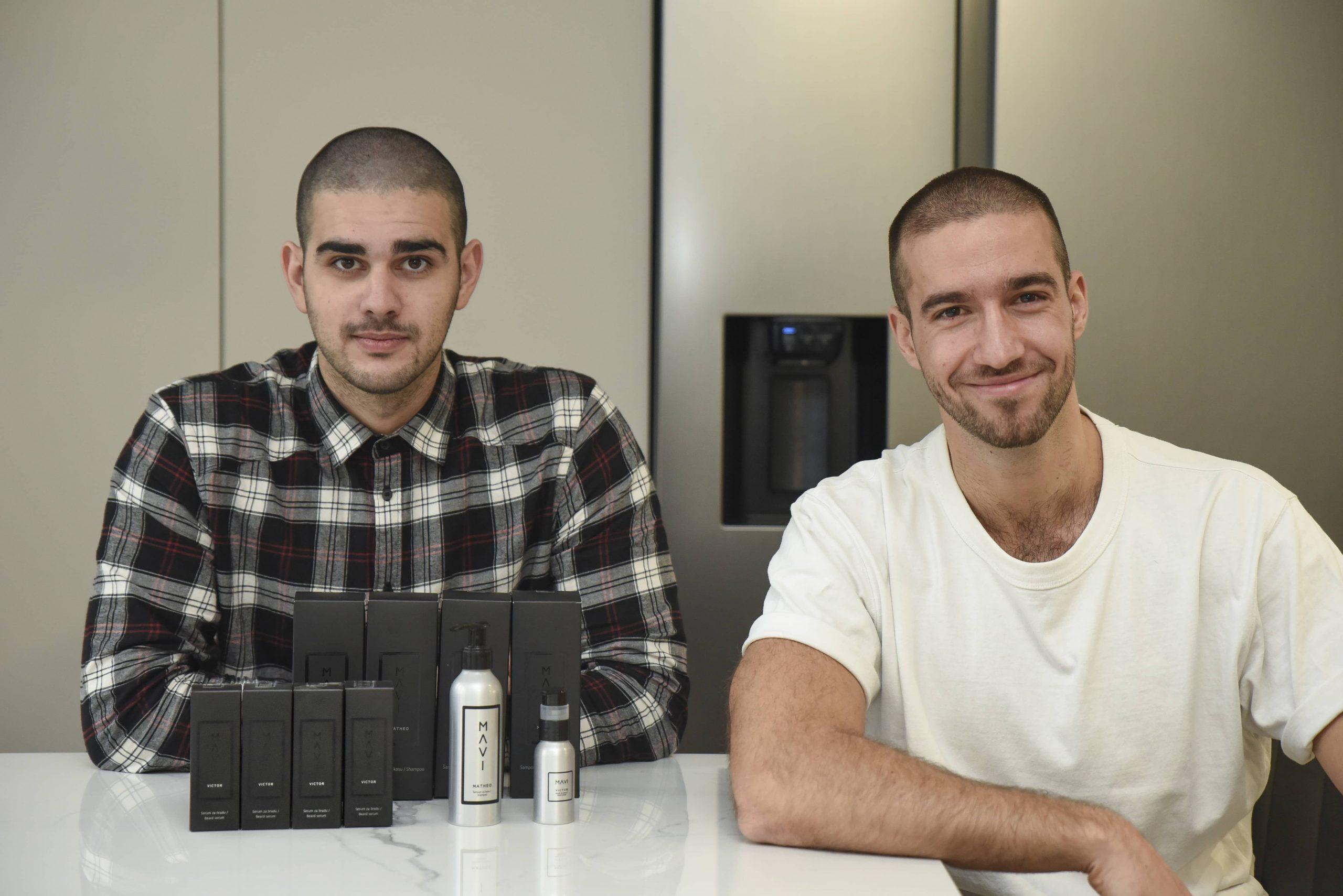 Domaći dečki brinu o našoj ljepoti, ali i samopouzdanju: MAVI šampon!