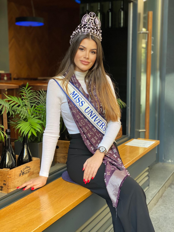 Miss Universe Mirna Naiia Marić donirat će sva sredstva preko humanitarne božiće tombole Klinici za infektivne bolesti Dr. Fran Mihaljević