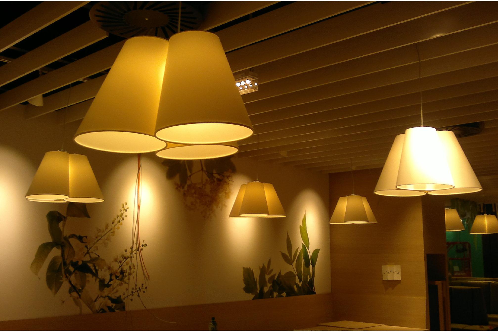 Extravagant interijeri: Lika svjetlo