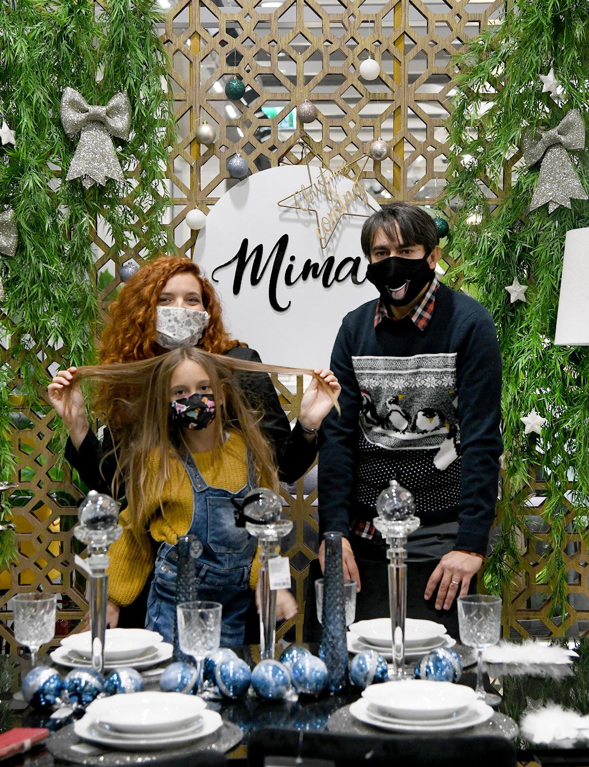 Extravagant event: Namještaj Mima