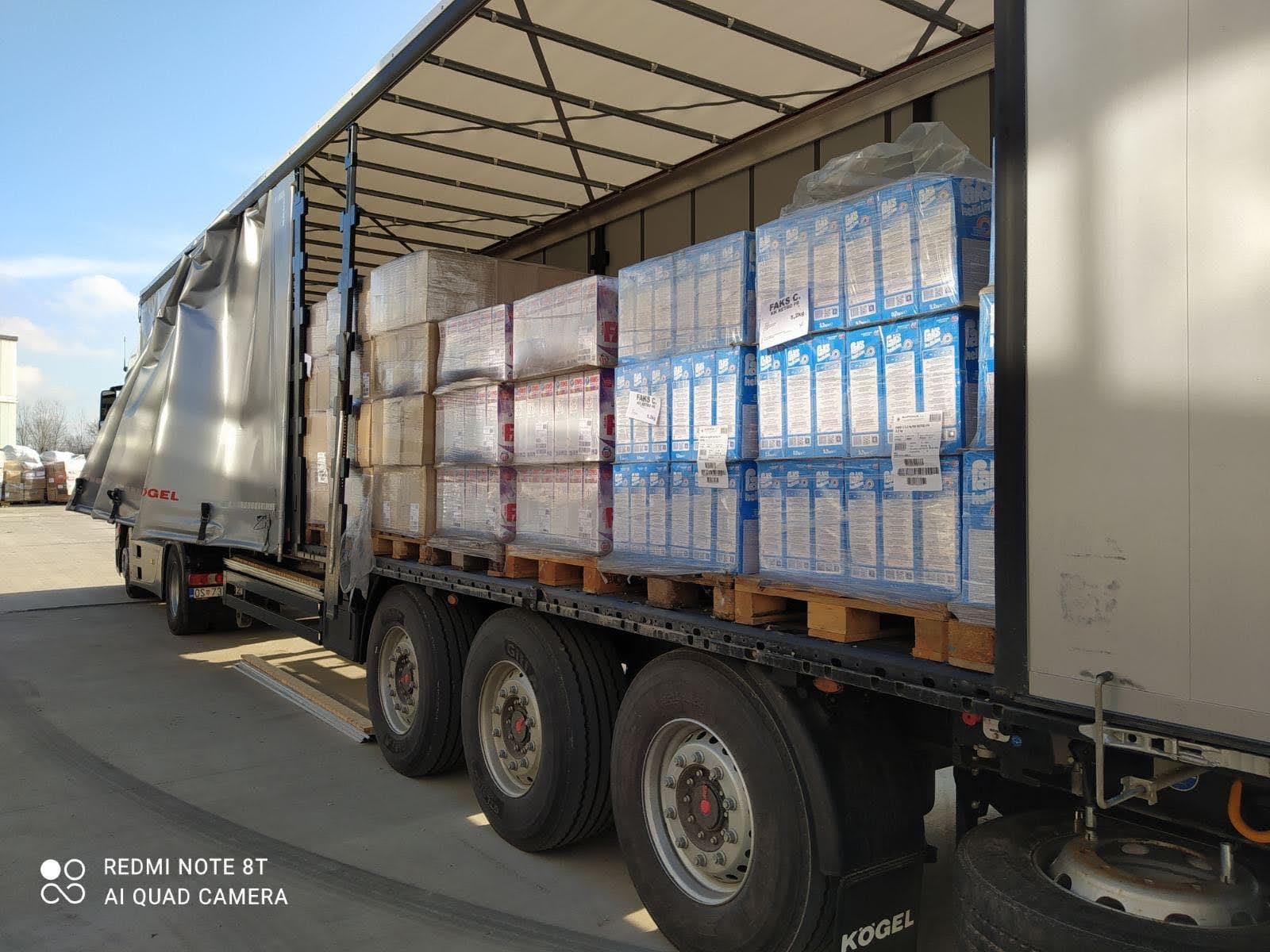 Saponia Osijek za Petrinju, Sisak, Glinu i sva ostala potresom pogođena područja - svaka pomoć čini razliku