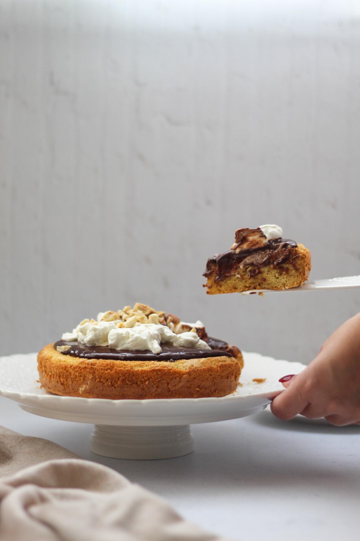 Iz Tonkine kužine priprema se tzv. Brza torta!