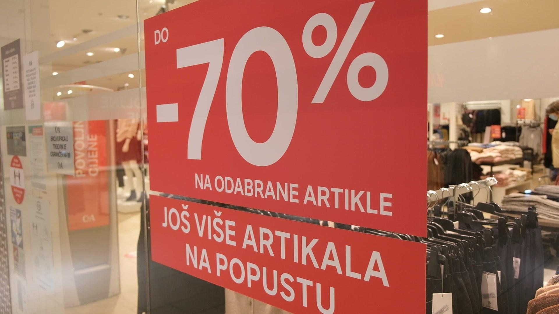 Extravagant shopping: ZTC sniženja