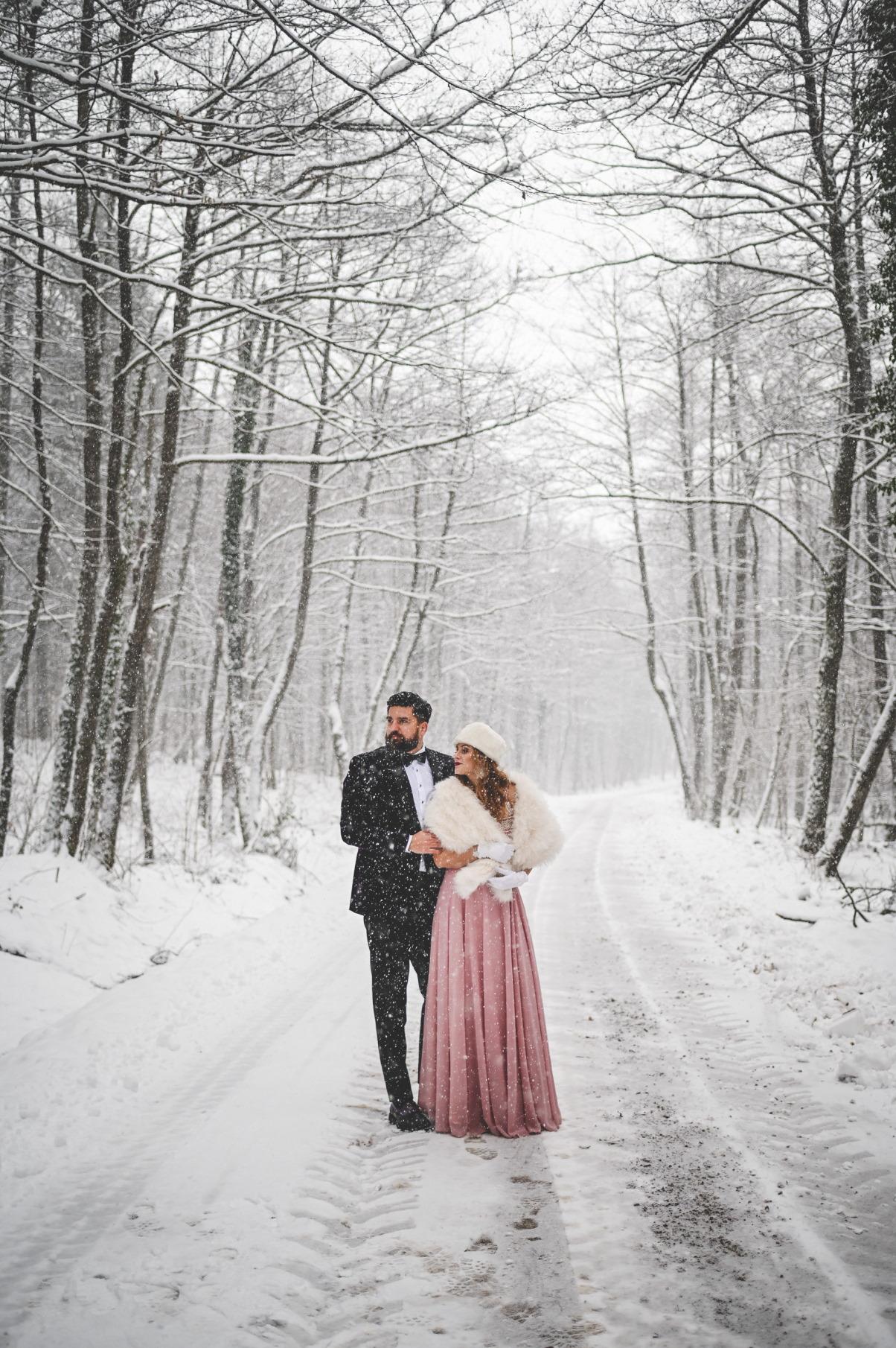 Fidelio Tailored Clothing nas uvodi u bajkovitu snježnu kampanju!