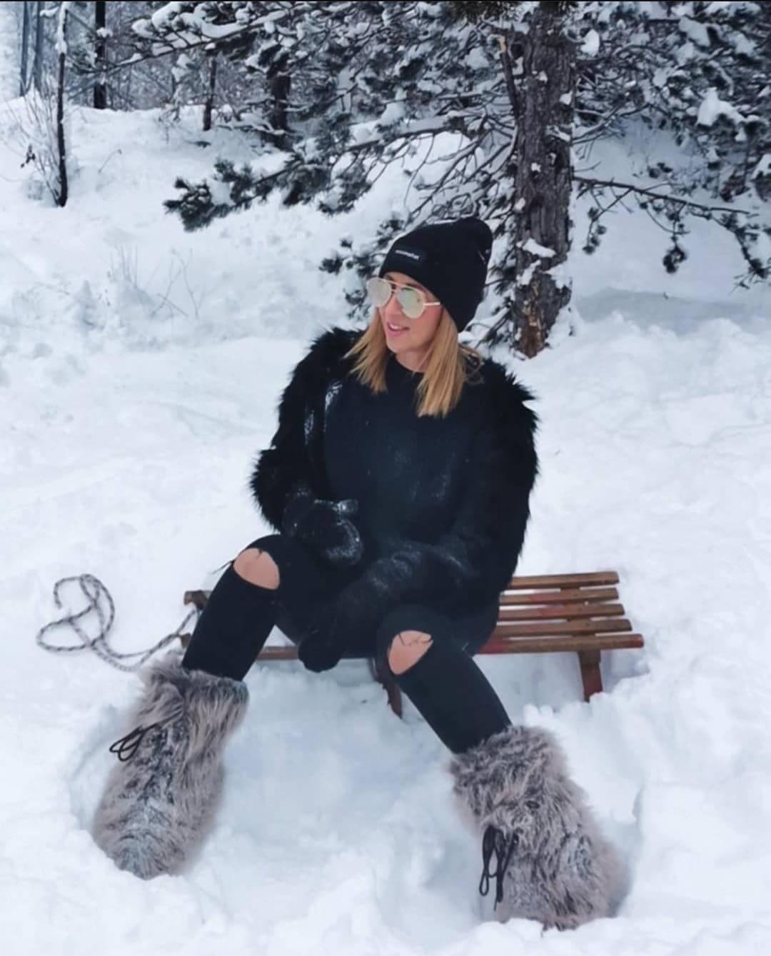 Outfit dana: da zima može biti lijepa, dokazuje Lorena Basara Zupčić