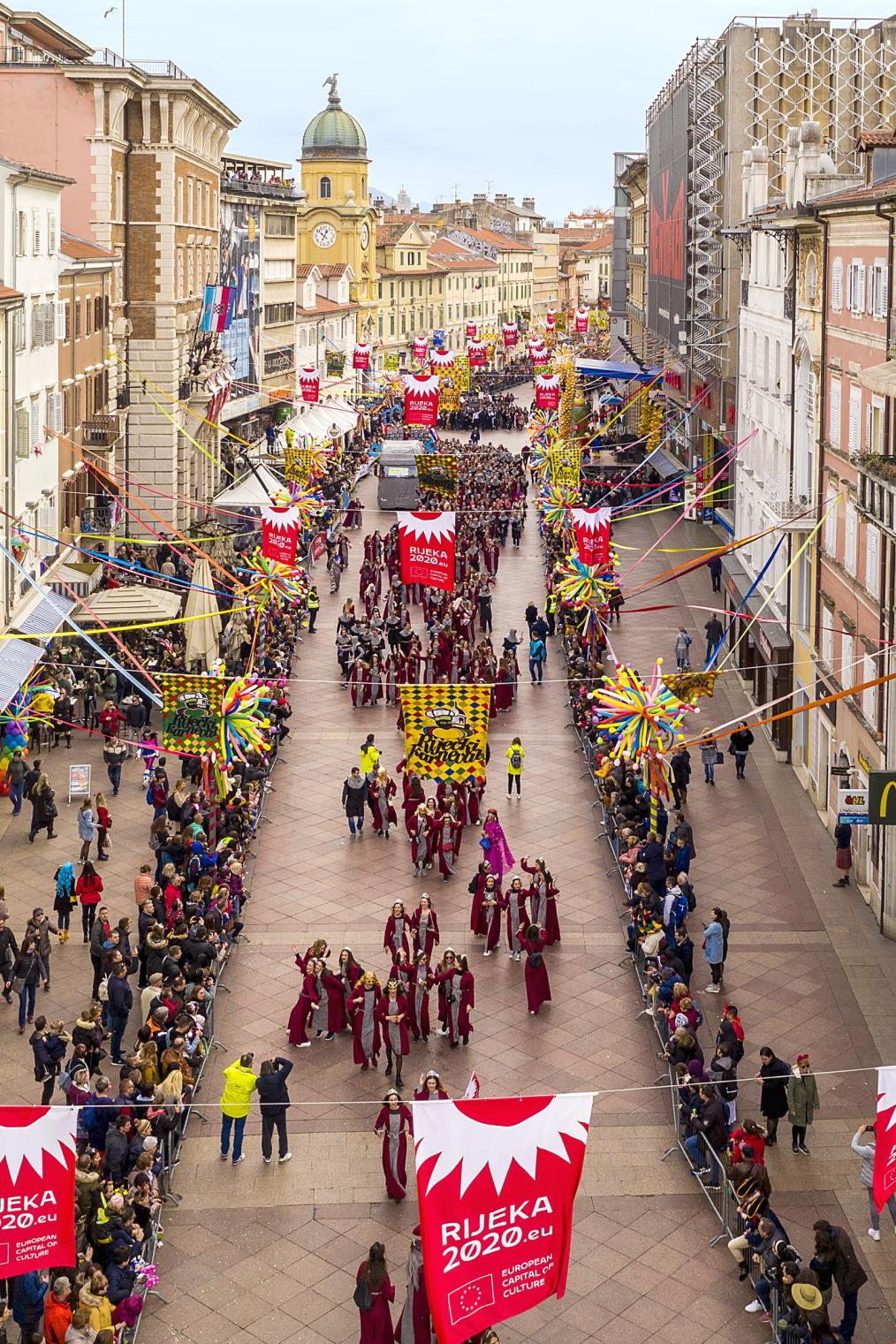 Kako je protekla 2020. godina u Rijeci i kako će ove godine izgledati Riječki karneval?