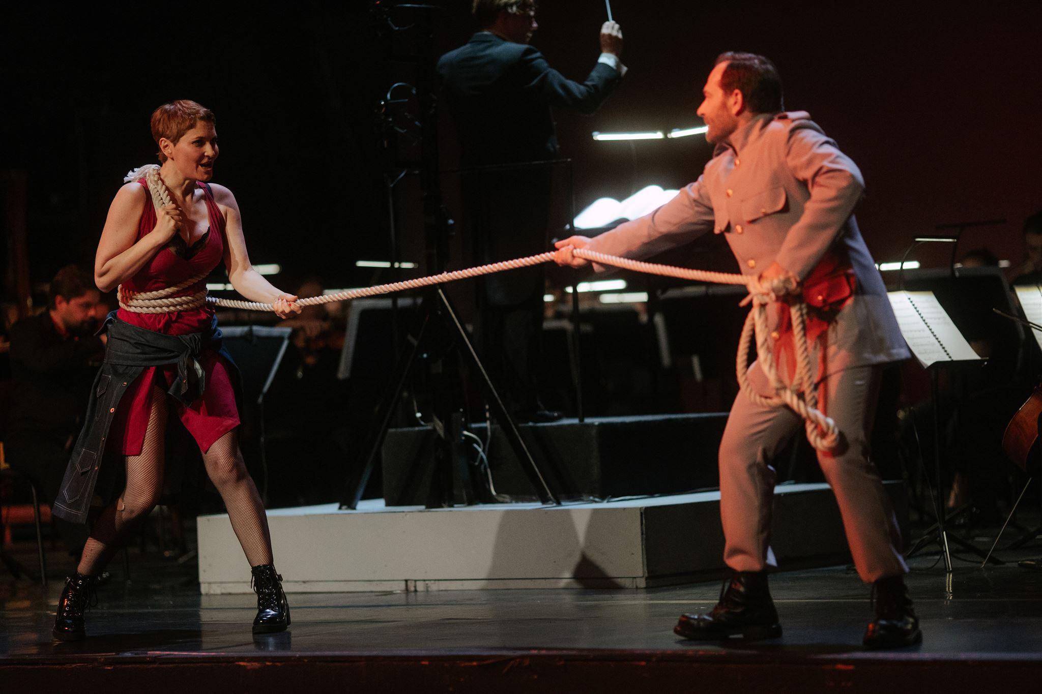 """HNK """"Zajc"""" protiv Covida: povratak opere u skladu s mjerama"""