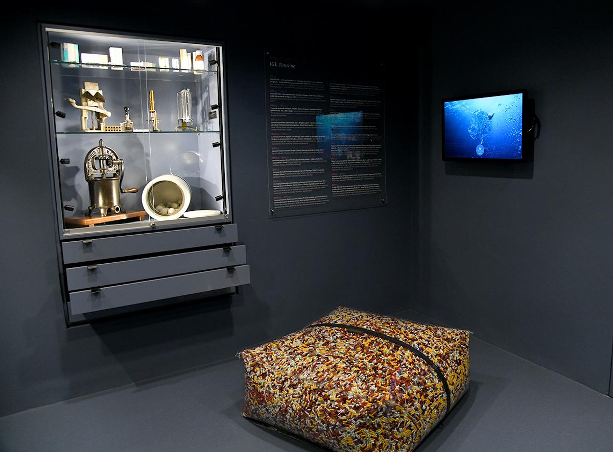 Extravagant recenzije: zavirili smo u posebni i jedinstveni svijet farmacije - JGL Muzej farmacije