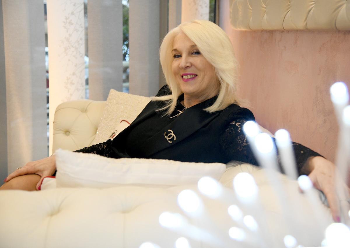 Lady Boss by Ghetaldus Rijeka: Giuliana Komadina