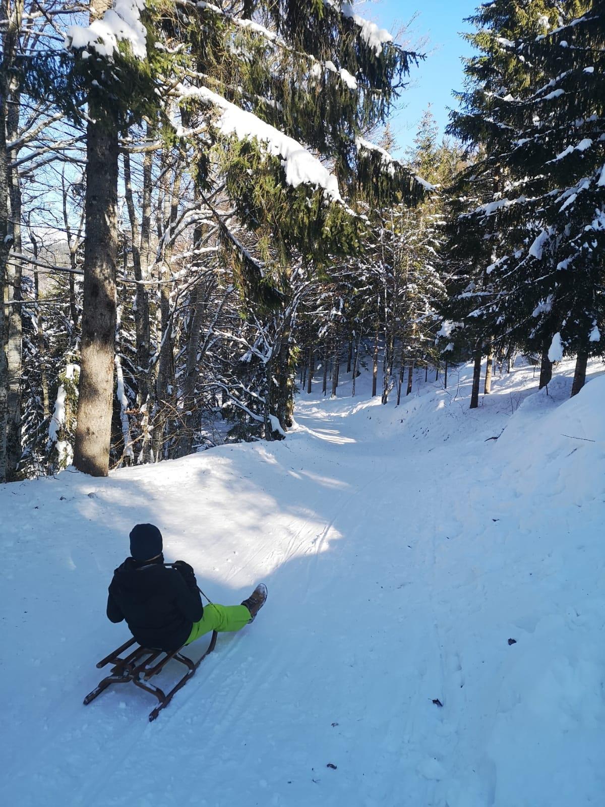 Svi ljubitelji snijega idu za vikend u Gorski kotar!
