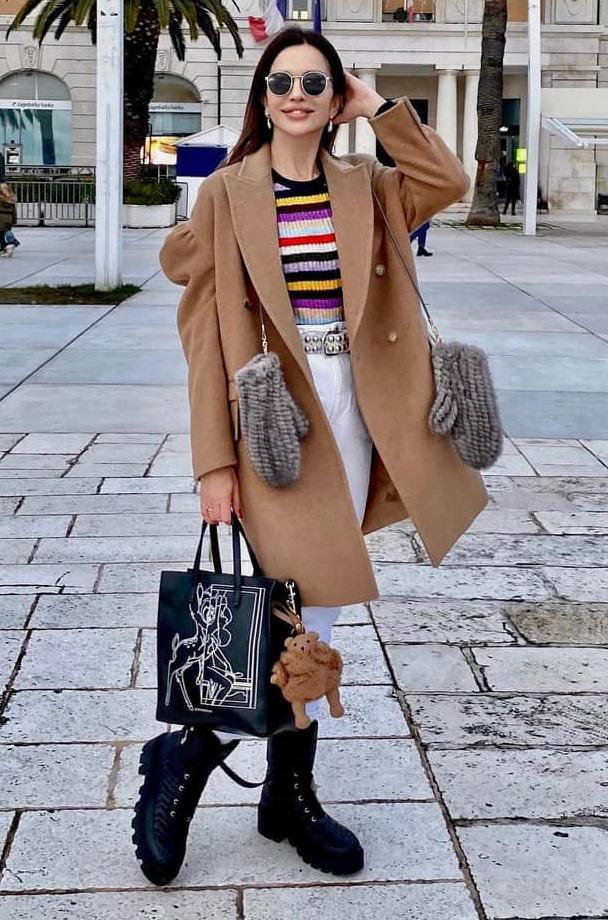 Outfit dana: Severina nosi torbu koju želimo imati!