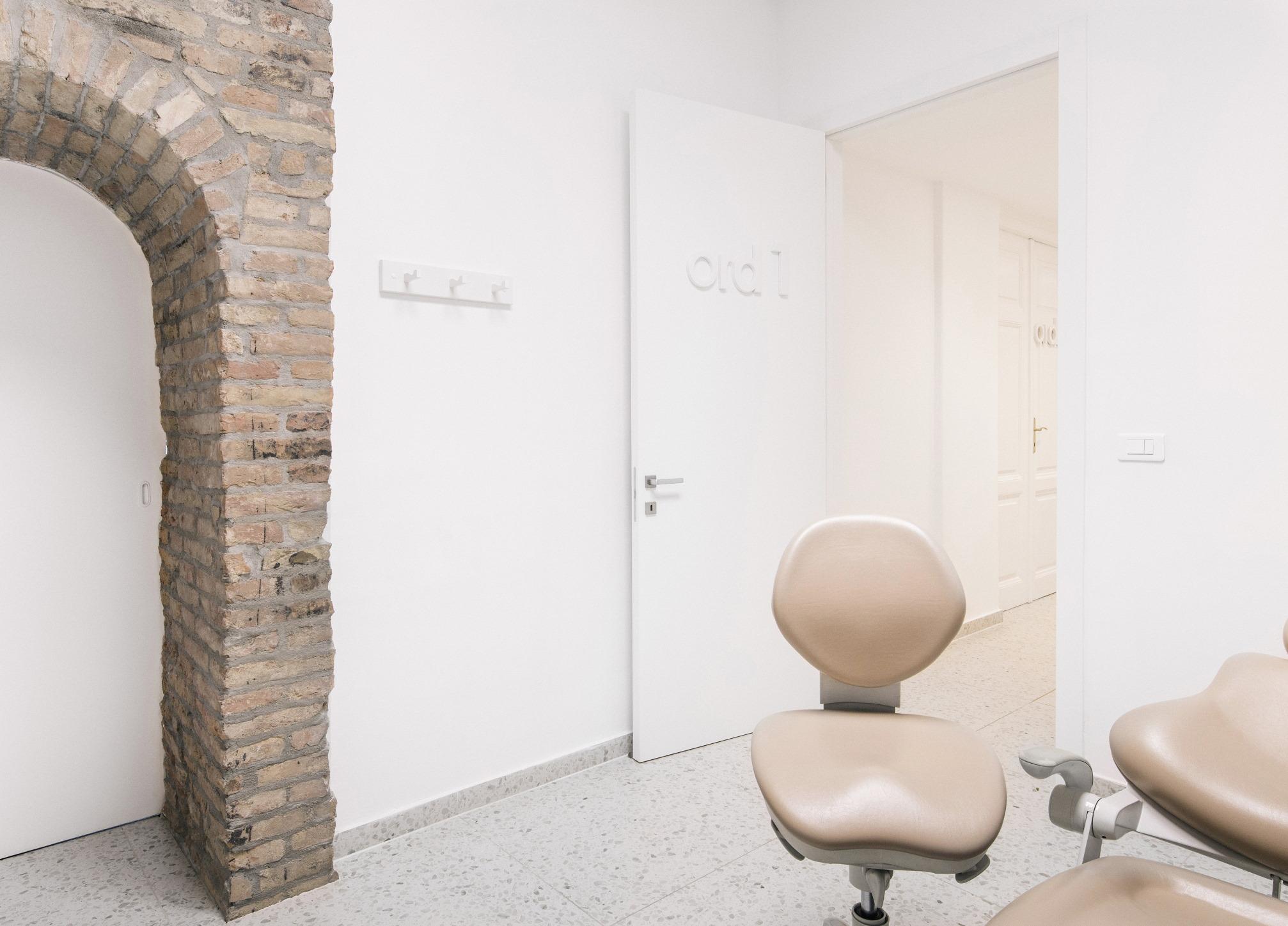 Oduševio nas je interijer riječke zubarske ordinacije inspiriran pročeljem Case Veneziane