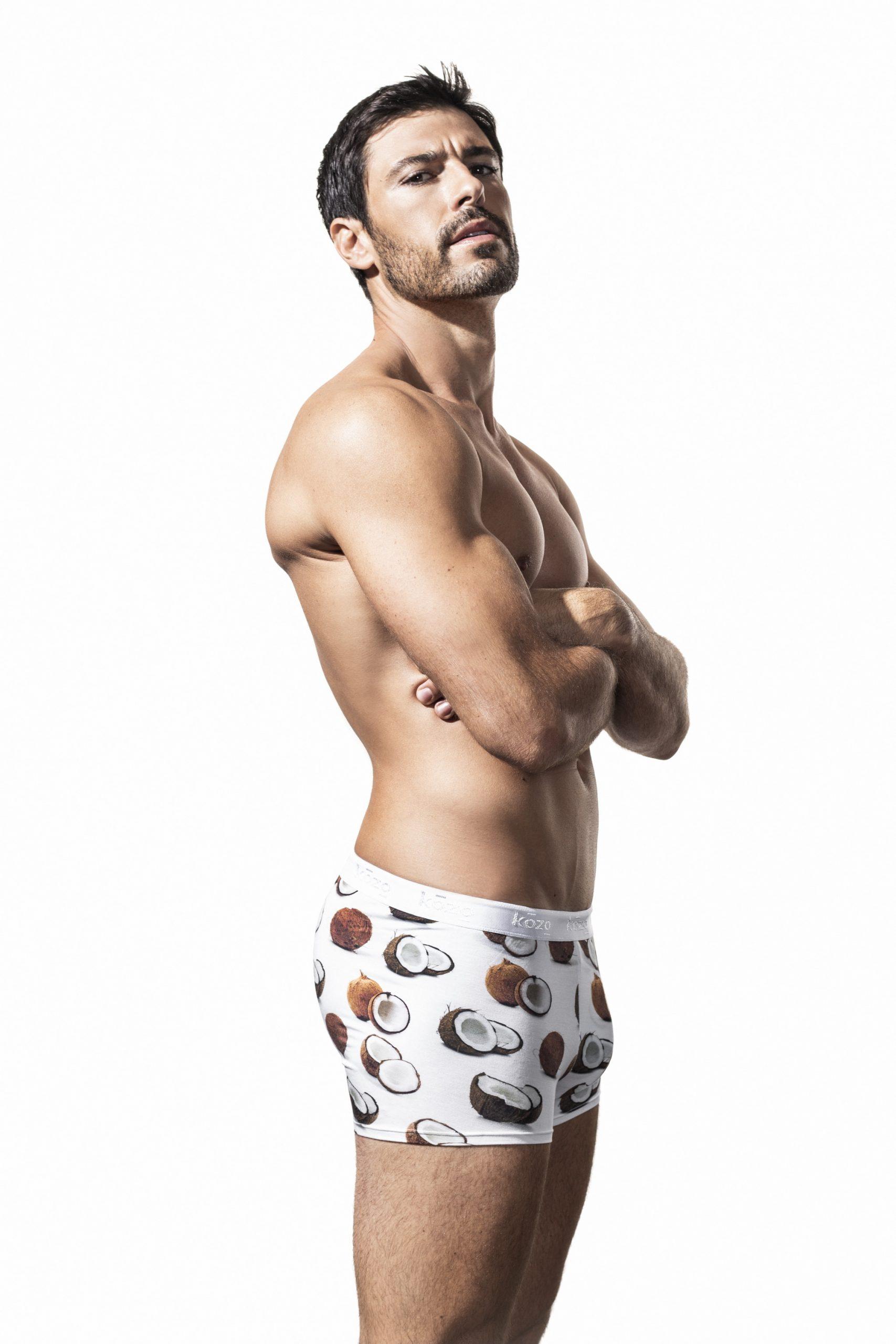 KOZO - novi modni brend rublja za muškarce koji znaju što žele!