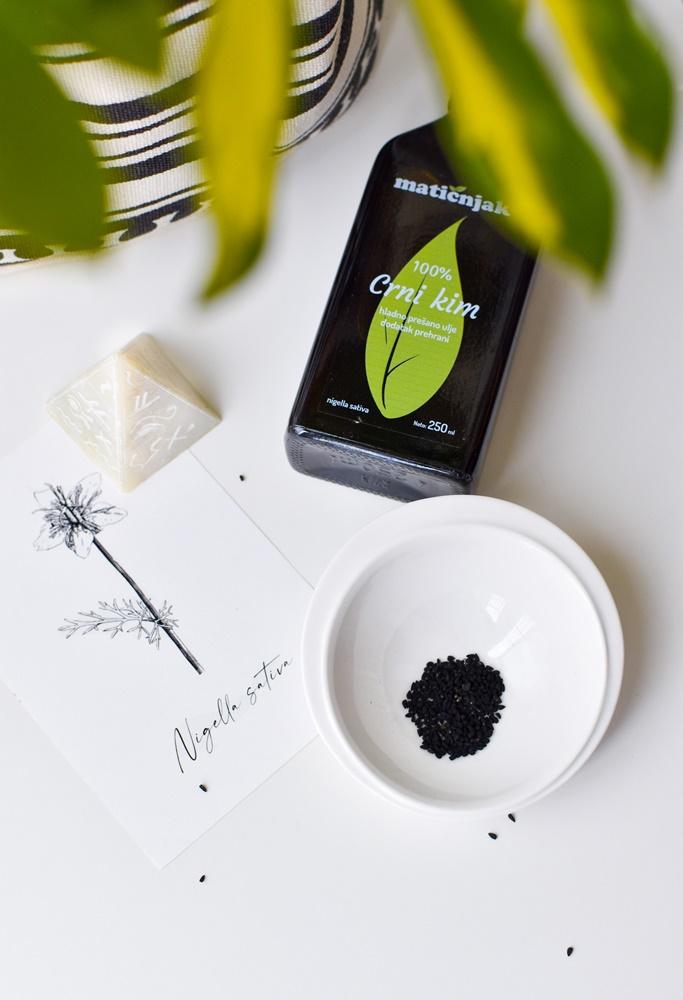 Prirodom protiv alergija i dišnih smetnji - ulje crnog kima