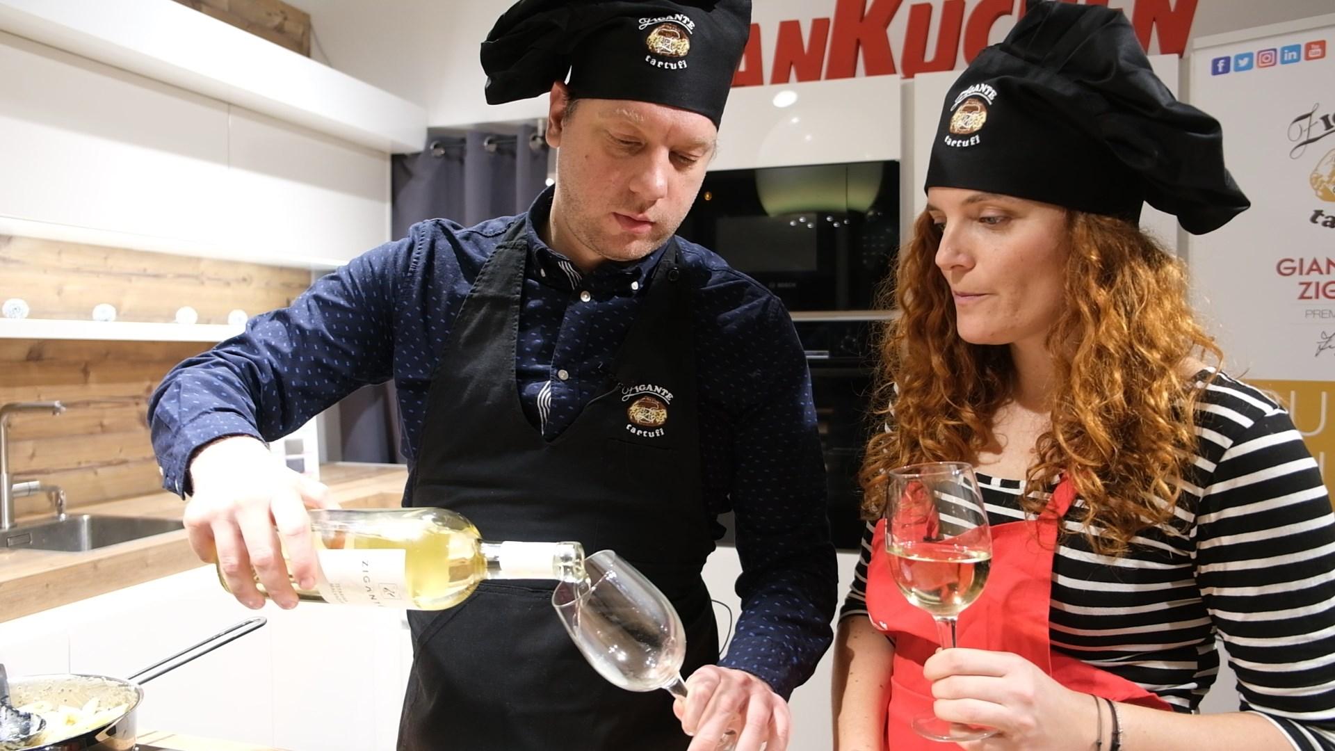 Extravagant chef: Fuži s tartufatom