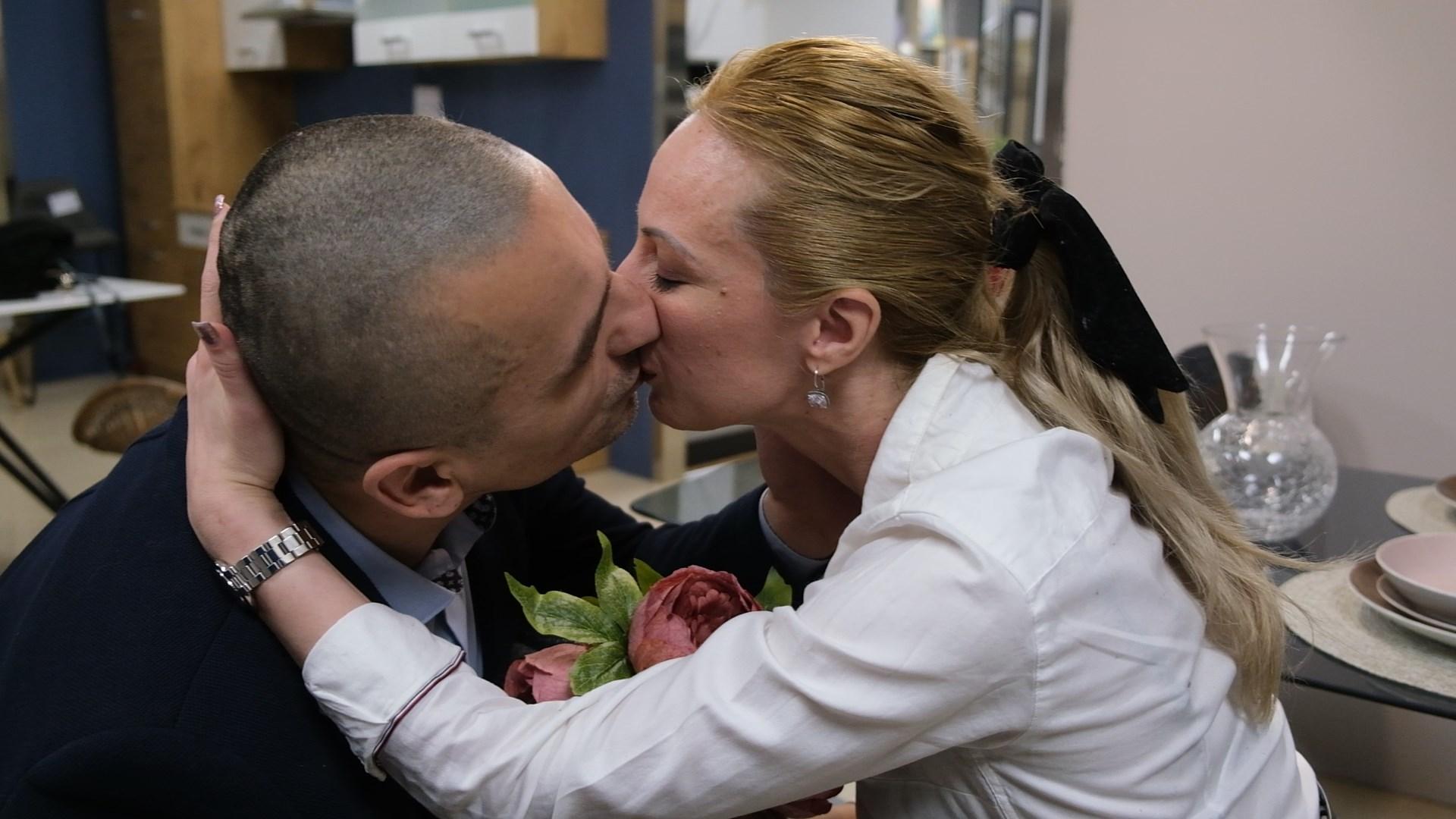 Extravagant couple: Ines i Marko Krečak