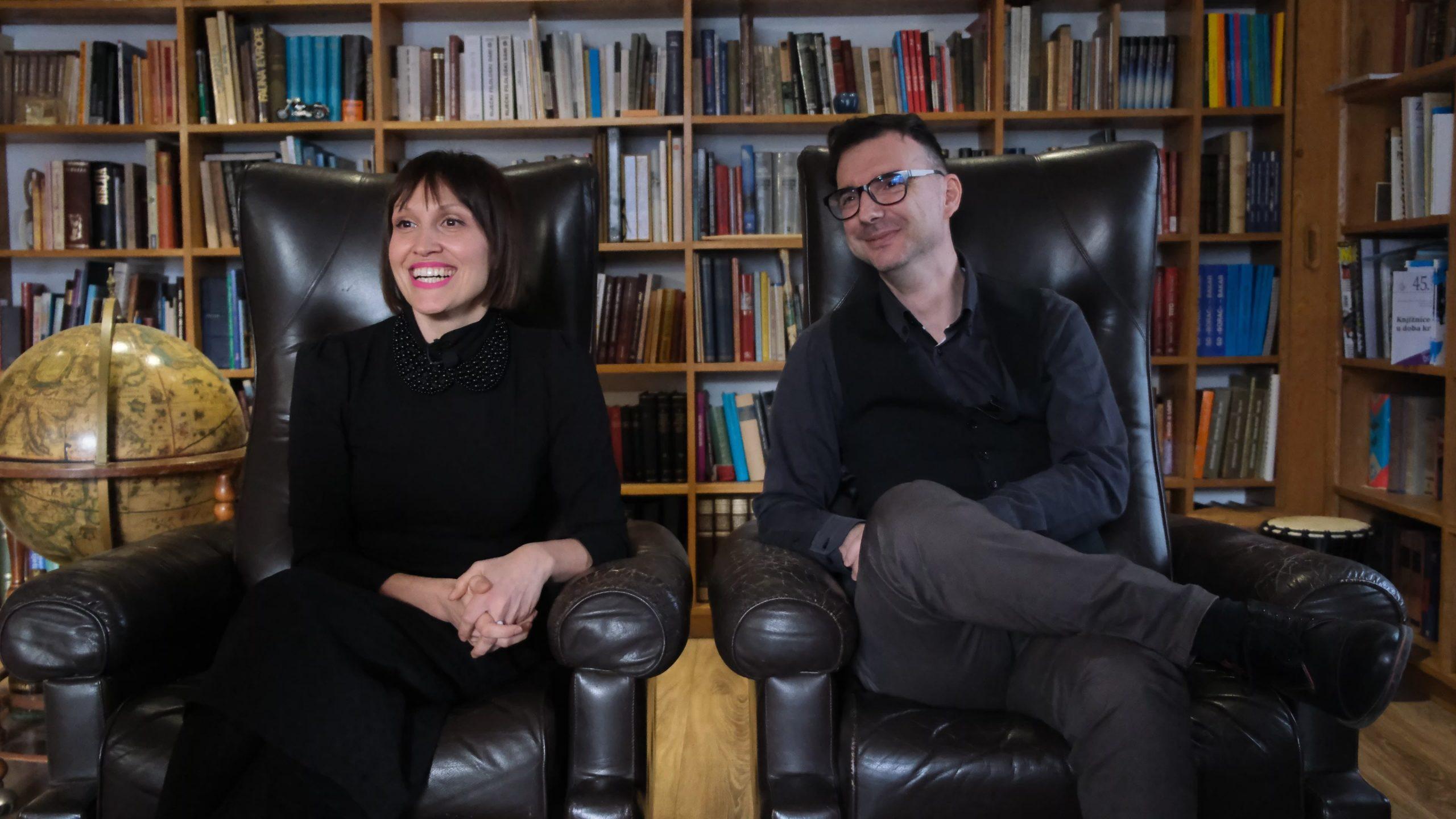 Extravagant couple: Maja i Niko Cvjetković