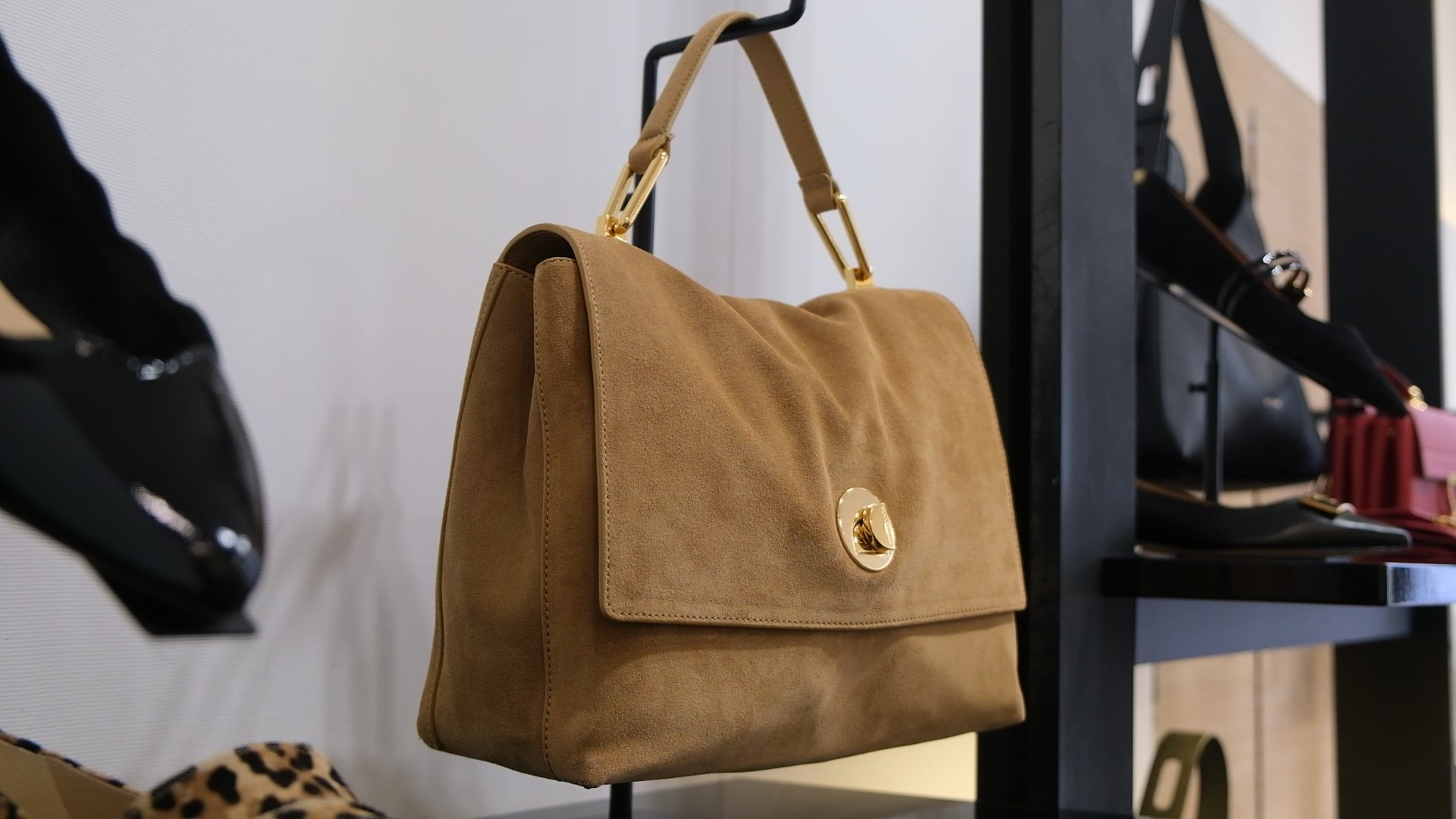 Extravagant shopping: Karla