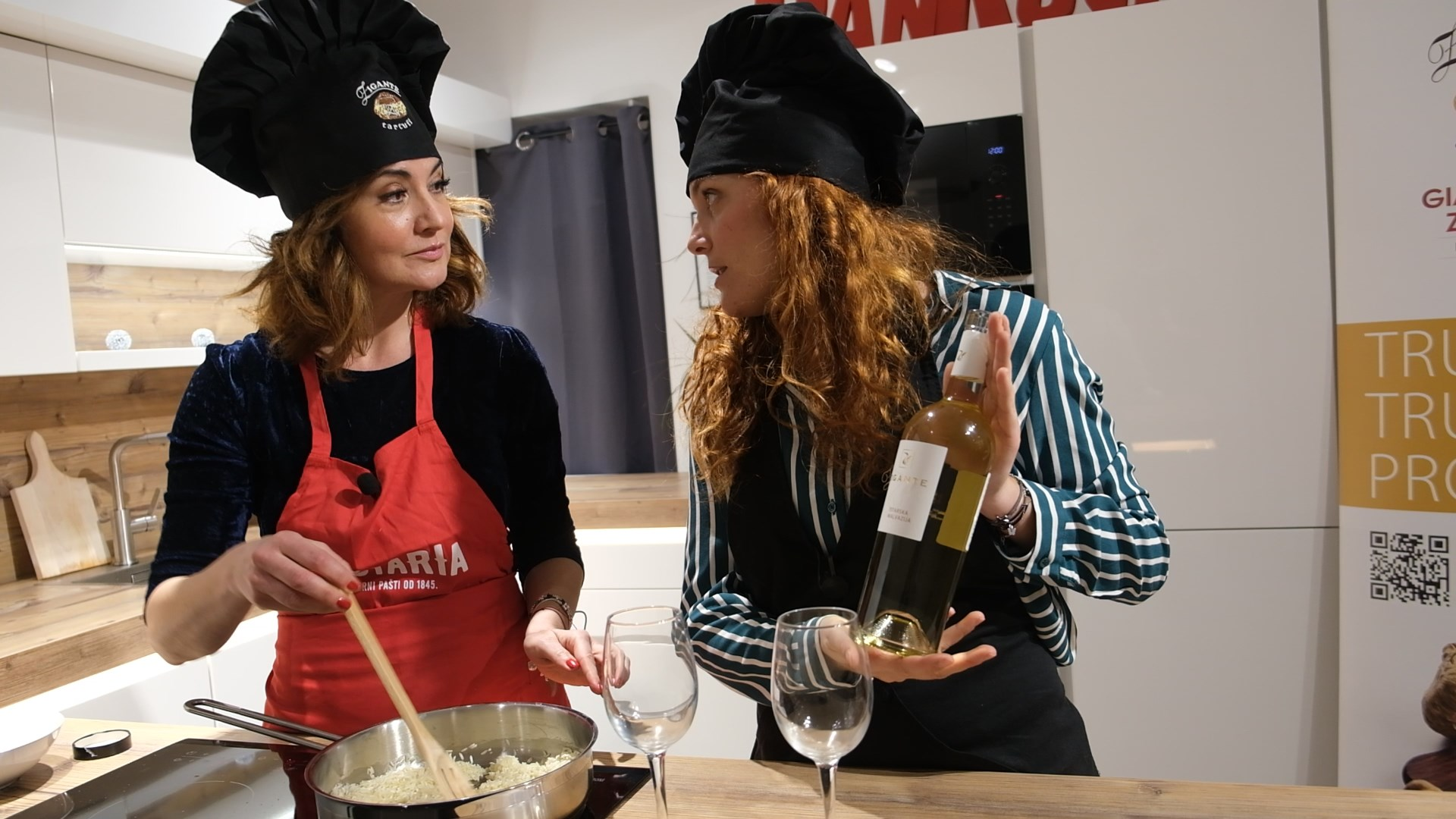 Extravagant chef: Rižoto s tartufima