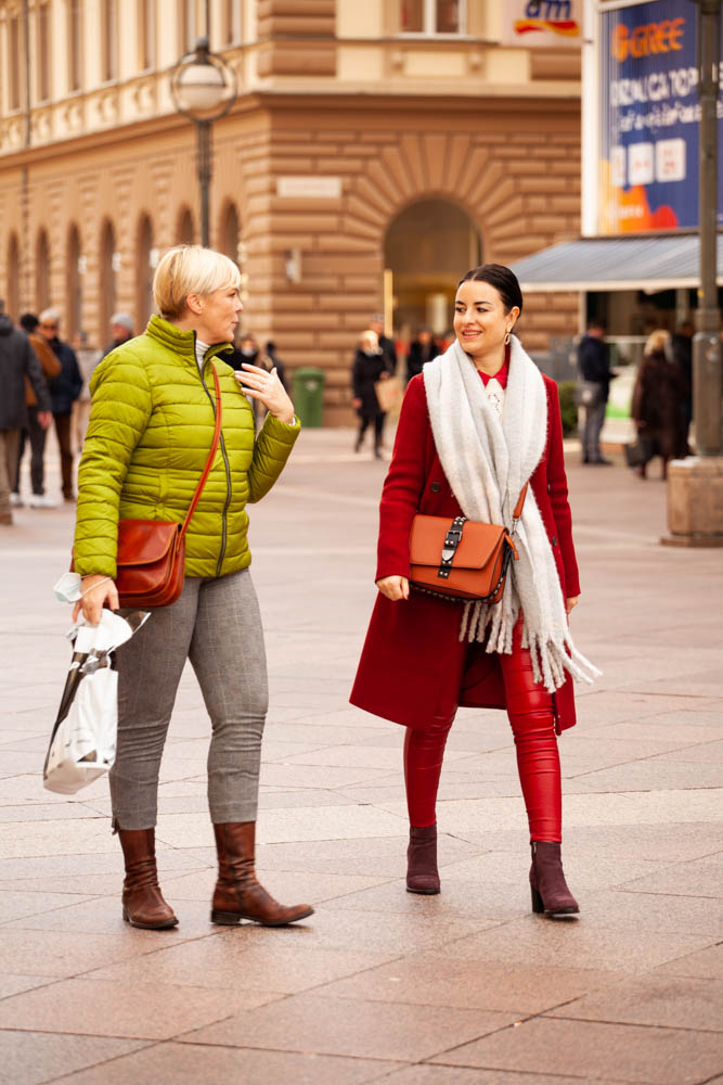 Extravagant streetstyle: valentinovsko izdanje